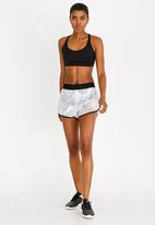 Reebok - Workout Tri Back Sports Bra Black