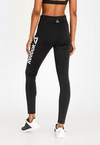 Reebok - Workout Delta Leggings Black