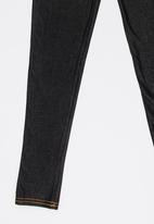 POP CANDY - Girls jeggings - black