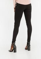 ERRE - Elastic Stretch Bengaline Pants Black