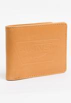 Vans - Full Patch Bifold Wallet Neutral