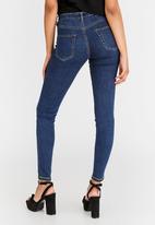 STYLE REPUBLIC - Skinny Jeans Dark Blue