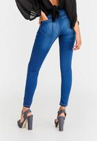 STYLE REPUBLIC - Skinny Jeans Mid Blue