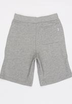Converse - Core French Terry CPT Short Grey