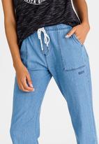 Roxy - Dude Denim Pants Blue