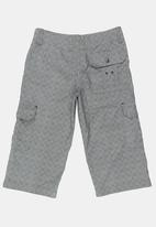 Retro Fire - Boys Cammy Shorts Grey
