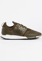 New Balance  - Lifestyle Sneakers Khaki Green