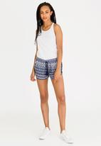 Lizzy - Tahlia Shorts Navy