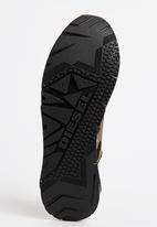 Diesel  - S-KBY Camo Sneakers Khaki Green