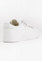 Brave Soul - Jones Strap Sneakers White