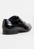 Gino Paoli - Patent Oxford Shoe Black