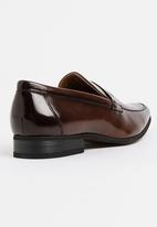 Gino Paoli - Slip On Penny Loafer Brown