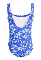Sun Things - One Piece Dark Blue