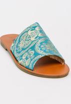 Jada - Oriental Slides Blue