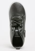 SOVIET - Callista Hi Sneaker Black