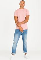 STYLE REPUBLIC - TP Oversized Tee Mid Pink