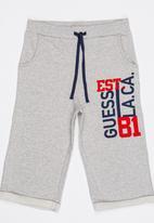 GUESS - Jogger Shorts Grey