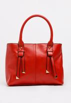 Marie Claire - Tote Bag Red