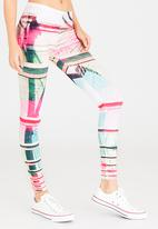 Converse - Photoreal Leggings Multi-colour