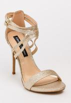 Cherry Collection - Gia Stiletto Heels Rose gold