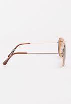 POP CANDY - Aviator Sunglasses Gold