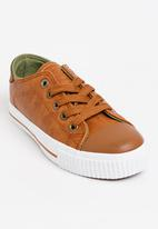 Tom Tom - Trace Sneaker Camel