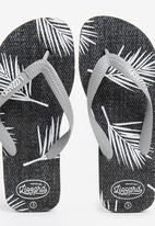 Lizzard - Teen Nolan Flip-flop Black and Grey