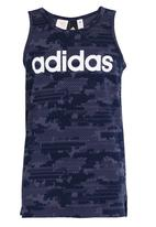 adidas Performance - Linear Tank Navy