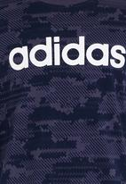 adidas Performance - Linear Vest Navy