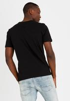 Ben Sherman - Original  Crew Neck Tee Black