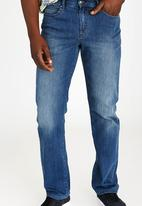 Pringle of Scotland - McKenzie Denim Jeans Blue