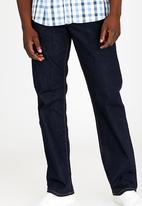 Pringle of Scotland - McKenzie Denim Jeans Mid Blue
