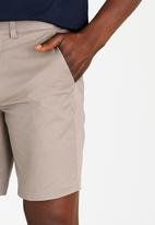 Pringle of Scotland - Macintosh Chino Shorts Stone