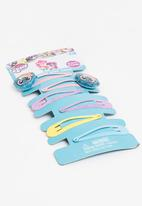 Character Fashion - My Little Pony Clips Multi-colour