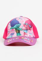 Character Fashion - Trolls Peak Cap Multi-colour