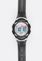 Cool Kids - Boys Digital Watch Black and White