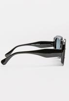 Joy Collectables - Square Sunglasses Black