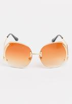 Joy Collectables - Round Sunglasses Brown