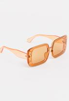 Joy Collectables - Square Sunglasses Tan