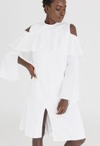 Somerset Jane - Blanche Dress White
