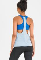 Nike - Nike Training Tank Pale Blue