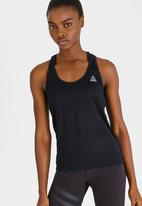 Reebok - Training WOR Activechill Slub Tank Black