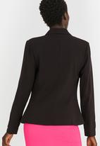 POLO - Taylor Long Sleeve Suit Jacket Black
