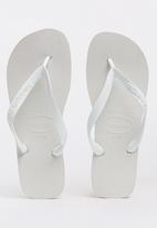 Havaianas - Top Brand Flip Flops White