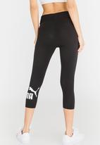 PUMA - Ess 3/4 No.1 Leggings Black