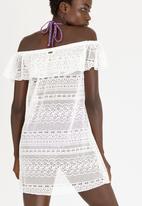 Roxy - Surf Bride Dress Cream