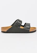 Birkenstock - Arizona wider fit - black