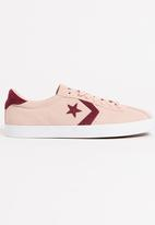 Converse - Breakpoint - OX  sangria unisex - pink