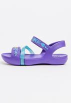 53ff42b24 Crocs Lina Frozen Sandal K Mid Purple Crocs Shoes