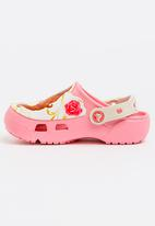 Crocs - CrocsFunLab Princess Belle Mid Pink